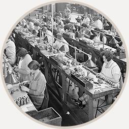 Saxton company history