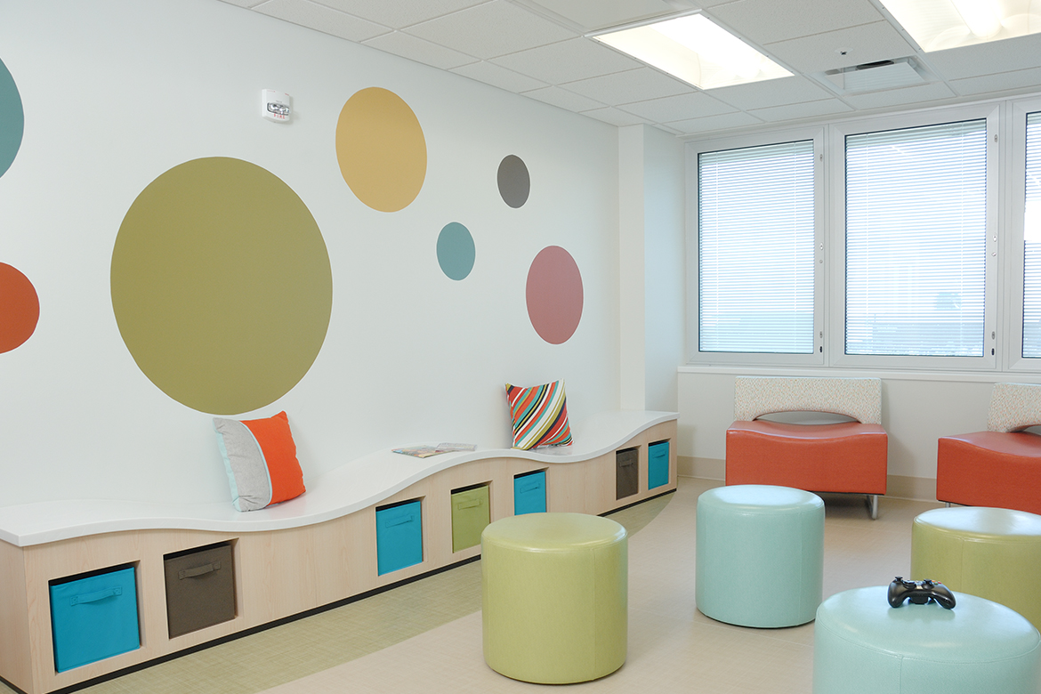 Heal_Photo 5_Mercy Behavioral Health playroom