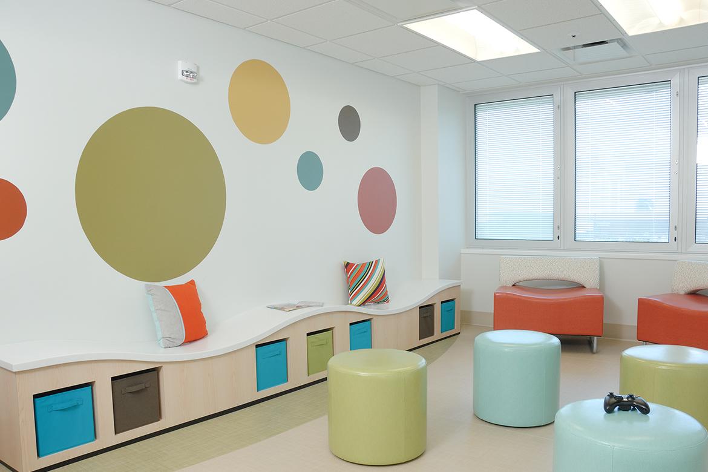 Heal_Photo 5_Mercy Behavioral Health playroom