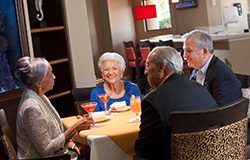 Getting Better with Age: Design for Senior and Assisted Living Facilities