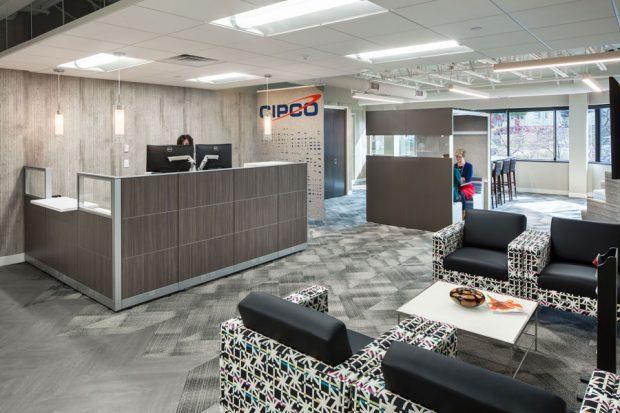 Cipco Saxton Inc Commercial Interior Design Firm Des Moines Ia Corporate