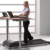 Benefits of the TreadMill Desk