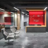 Architectural Wall Systems – New Office